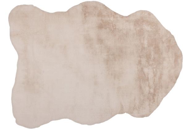 Arte Espina Teppich Rabbit Sheepskin 200 creme 60 x 90 cm