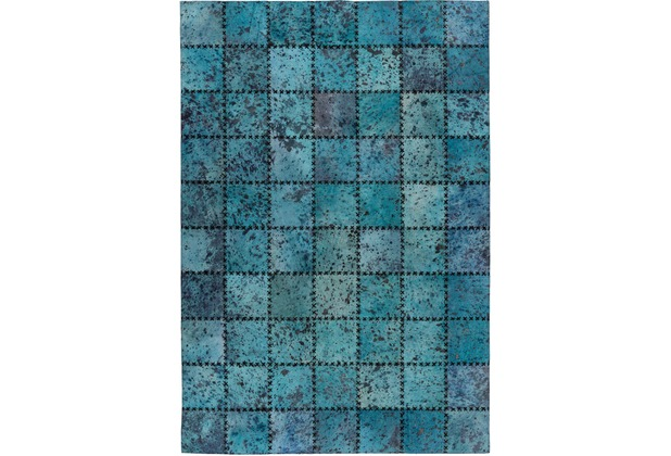 Arte Espina Teppich Voila 100 Türkis 120 x 170 cm