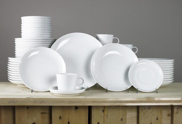 Arzberg Cucina-Basic ROK weiss Kombiservice 60-tlg. für 12 Personen