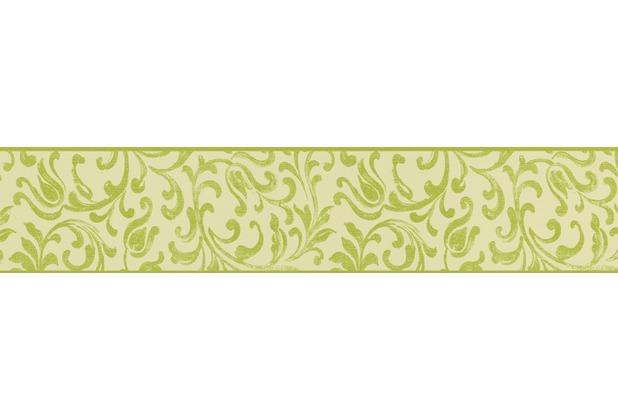 AS Création selbstklebende Bordüre Only Borders 9 grün 5,00 m x 0,10 m