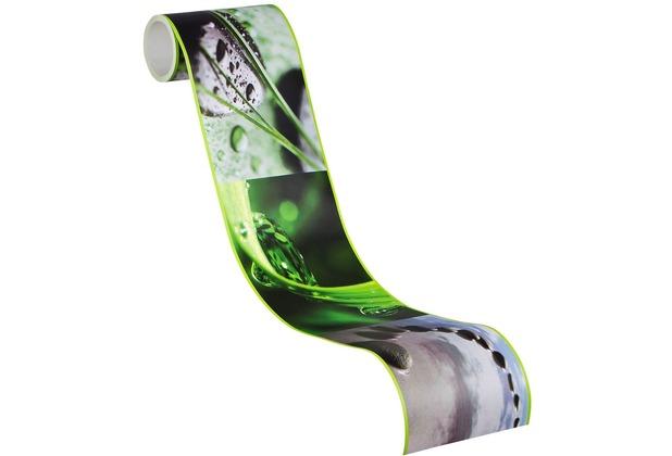 as cr ation selbstklebende bord re only borders 9 braun gr n schwarz. Black Bedroom Furniture Sets. Home Design Ideas