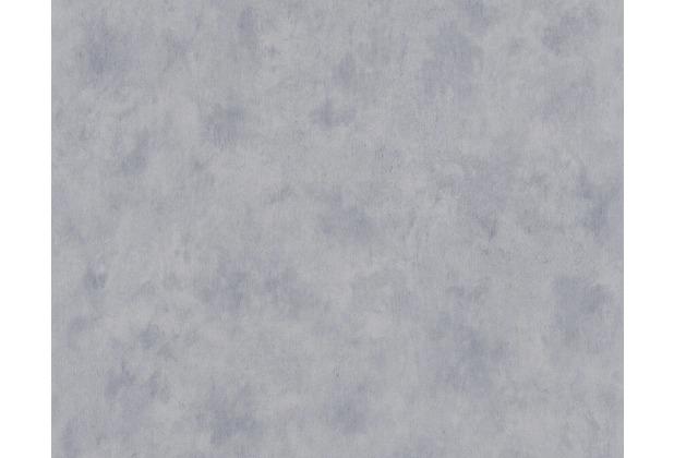 AS Création Uni-/Streifentapete Boys & Girls, Papiertapete, grau 691019 10,05 m x 0,53 m