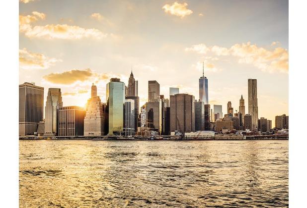 AS Création Fototapete New York City 130 g Vlies mehrfarbig 403707 3,36 m x 2,60 m