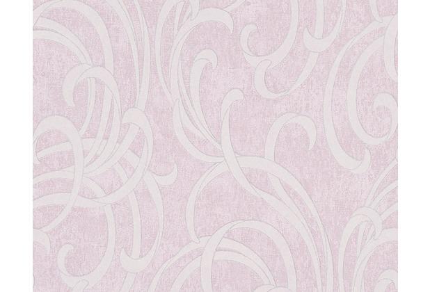 AS Création grafische Mustertapete Soraya Tapete metallic rosa 305851 10,05 m x 0,53 m