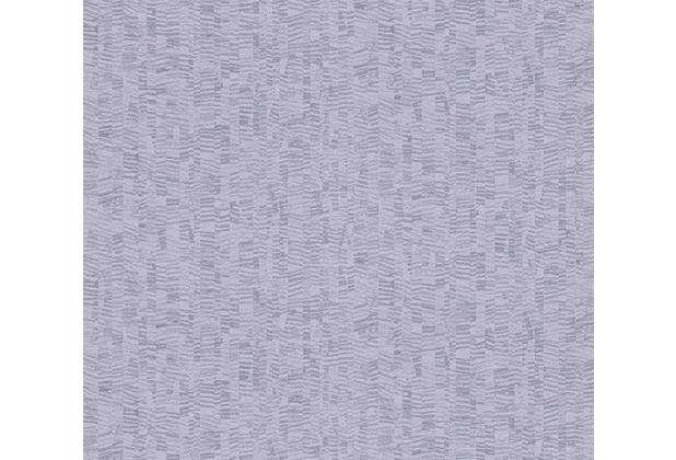 AS Création grafische Mustertapete Vision Vliestapete metallic lila 319484 10,05 m x 0,53 m