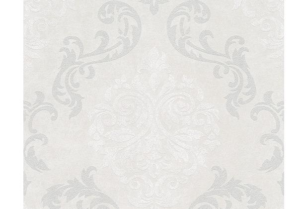 AS Création neobarocke Mustertapete Memory 3 Vliestapete beige creme metallic 953721 10,05 m x 0,53 m