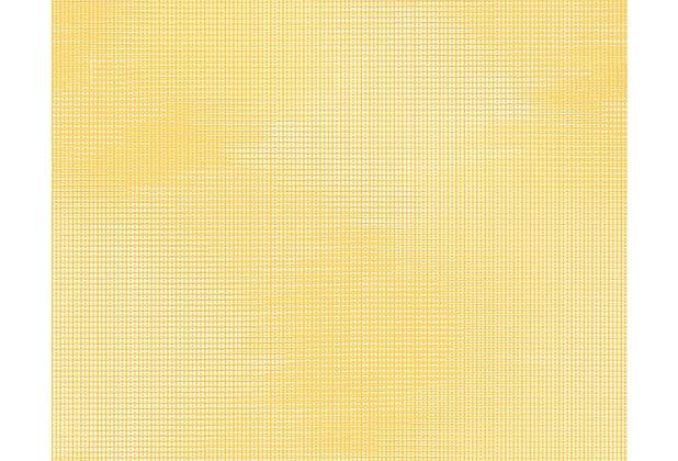as cration muster strukturtapete cocoon vliestapete gelb - Vliestapete Muster