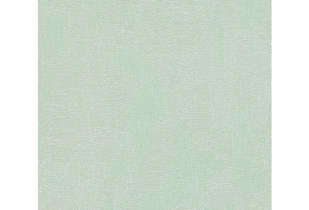 AS Création Mustertapete Happy Spring Strukturprofiltapete grün 10,05 m x 0,53 m