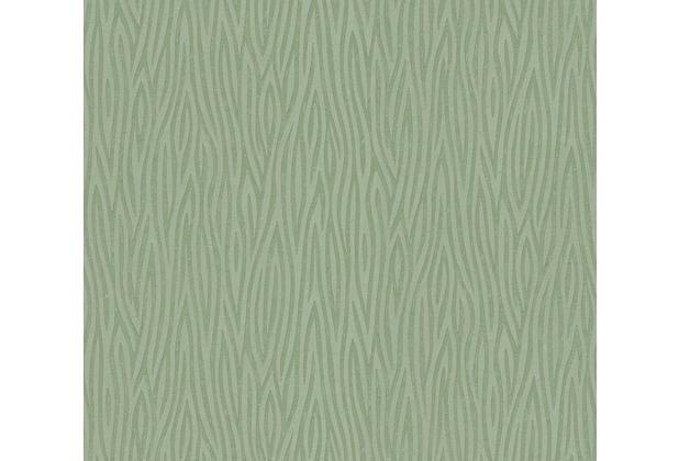 AS Création Mustertapete Happy Spring Vliestapete grün 353474 10,05 m x 0,53 m