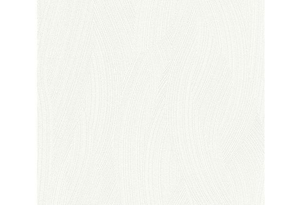 AS Création Mustertapete Happy Spring Vliestapete weiß 354241 10,05 m x 0,53 m