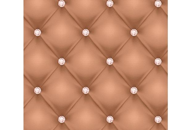 AS Création Mustertapete Hermitage 10 braun creme metallic 341443 10,05 m x 0,53 m