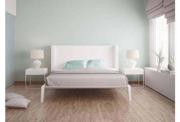 as cr ation mustertapete im skandinavischen stil bj rn vliestapete blau wei. Black Bedroom Furniture Sets. Home Design Ideas