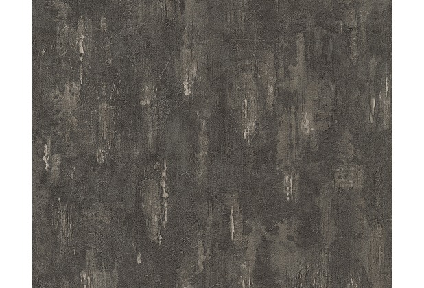 as cr ation mustertapete in vintage optik around the world tapete schwarz. Black Bedroom Furniture Sets. Home Design Ideas
