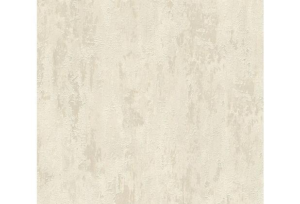 AS Création Mustertapete in Vintage Optik Havanna Tapete beige creme metallic 326514 10,05 m x 0,53 m