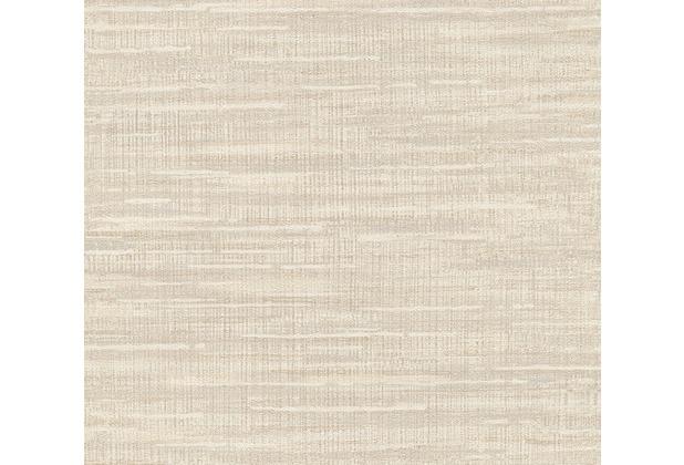 AS Création Mustertapete in Vintage Optik Saffiano beige 10,05 m x 0,53 m