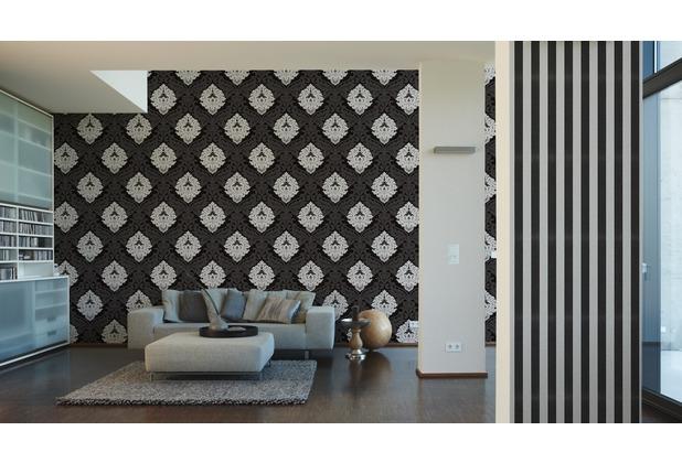as cr ation mustertapete mit glitter bling bling. Black Bedroom Furniture Sets. Home Design Ideas