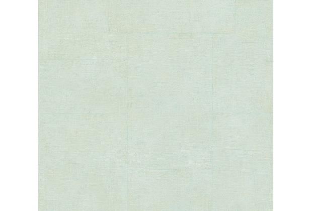 AS Création Mustertapete Secret Garden Tapete blau grün 336088 10,05 m x 0,53 m