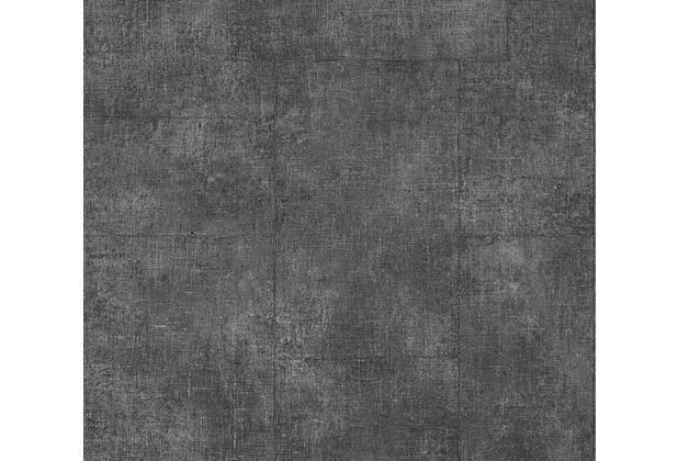 AS Création Mustertapete Secret Garden Tapete grau metallic schwarz 336081 10,05 m x 0,53 m