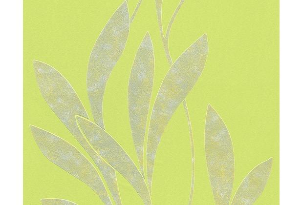 AS Création Mustertapete Smooth, Vliestapete, blau, grün 302365 10,05 m x 0,53 m