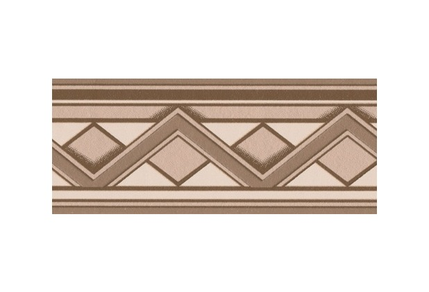 AS Création selbstklebende Bordüre Only Borders 9 beige braun creme 936911 5,00 m x 0,05 m