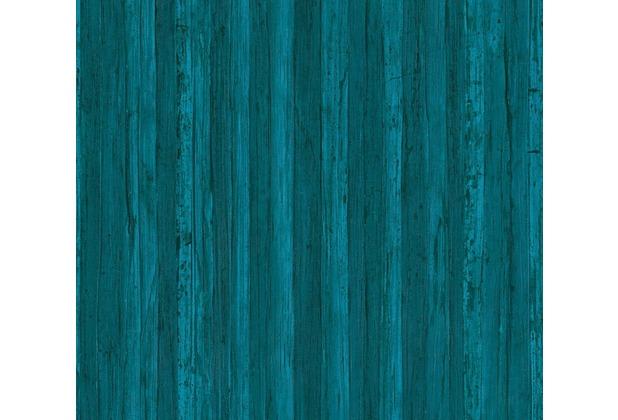 AS Création Streifentapete Borneo Tapete blau 327145 10,05 m x 0,53 m