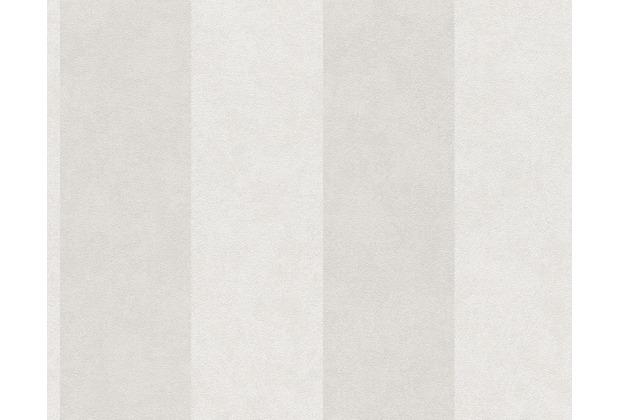 AS Création Blockstreifentapete Memory 3 Vliestapete beige 953741 10,05 m x 0,53 m