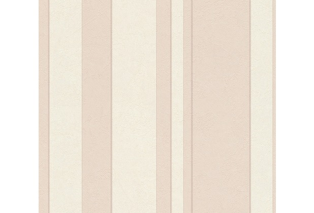 AS Création Streifentapete New Look Tapete beige creme 326682 10,05 m x 0,53 m