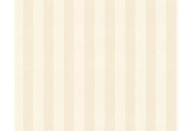 AS Création Streifentapete Romantica 3 Tapete creme metallic 312112 10,05 m x 0,53 m