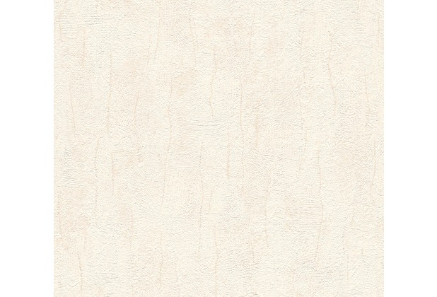 AS Création Strukturtapete Essentials Strukturprofiltapete Tapete beige 506818 10,05 m x 0,53 m