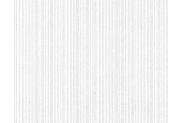 AS Création überstreichbare Vliestapete Meistervlies 4 GO, weiß 306913