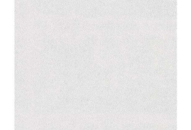 AS Création überstreichbare Vliestapete Meistervlies 4 GO, weiß 307118