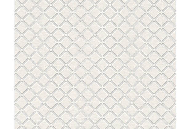 AS Création überstreichbare Vliestapete Meistervlies 4 GO, weiß, überstreichbar