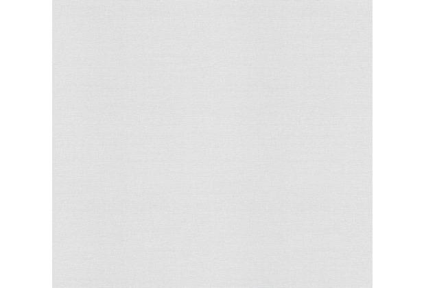 AS Création Vliestapete Meistervlies Strukturtapete überstreichbar weiß 246110
