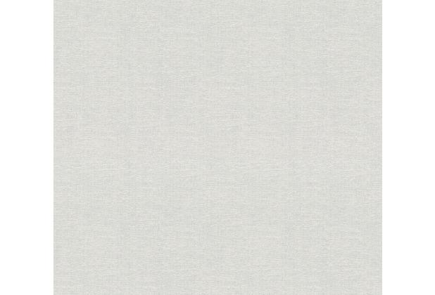AS Création Vliestapete Meistervlies Strukturtapete überstreichbar weiß 521118
