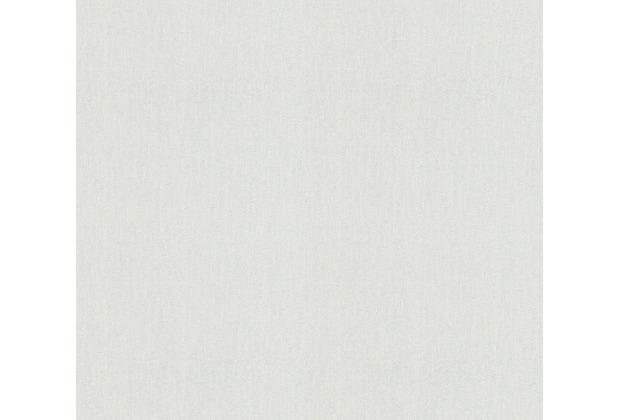 AS Création Vliestapete Meistervlies Strukturtapete überstreichbar weiß 566812