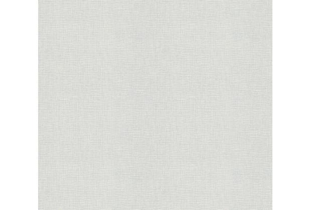 AS Création Vliestapete Meistervlies Strukturtapete überstreichbar weiß 590817