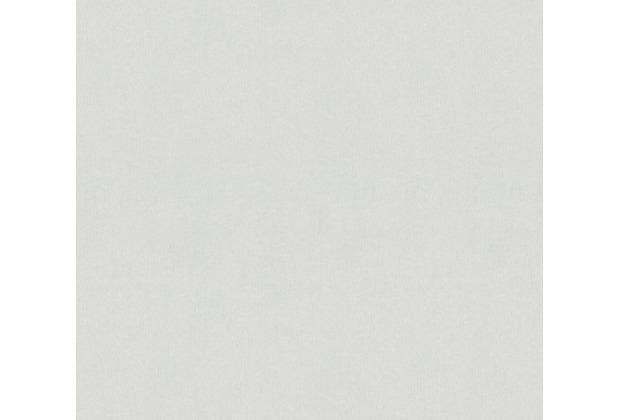 AS Création Vliestapete Meistervlies Strukturtapete überstreichbar weiß 965714