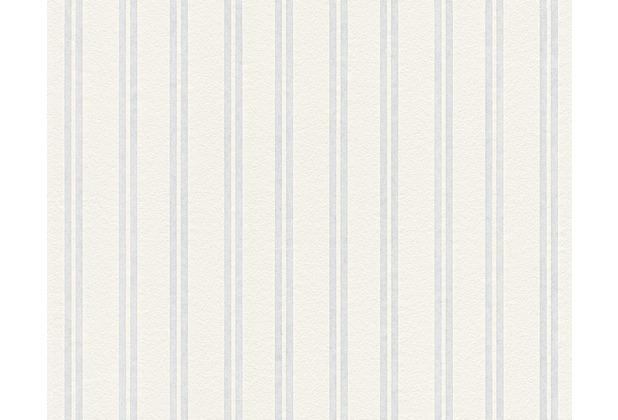 AS Création überstreichbare Vliestapete Meistervlies 4 PRO, weiß, überstreichbar