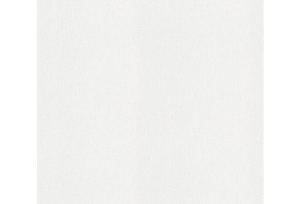 AS Création Vliestapete Meistervlies Strukturtapete überstreichbar weiß 252715