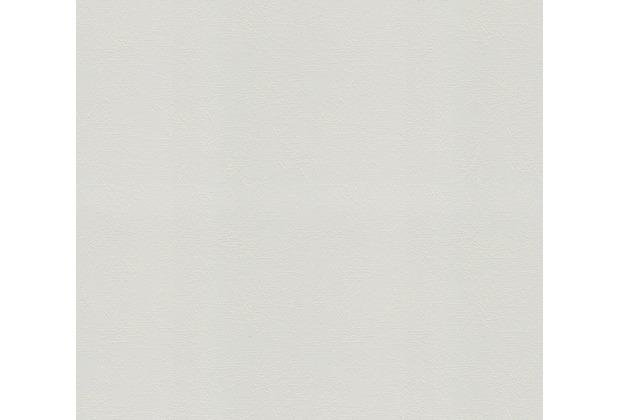AS Création Vliestapete Meistervlies Strukturtapete überstreichbar weiß 573018