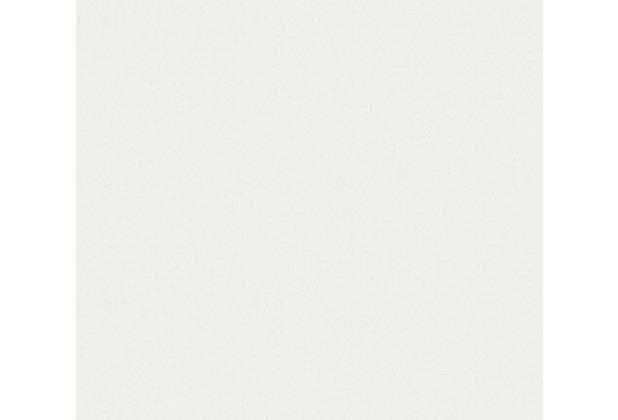 AS Création Vliestapete Meistervlies Strukturtapete überstreichbar weiß 574718
