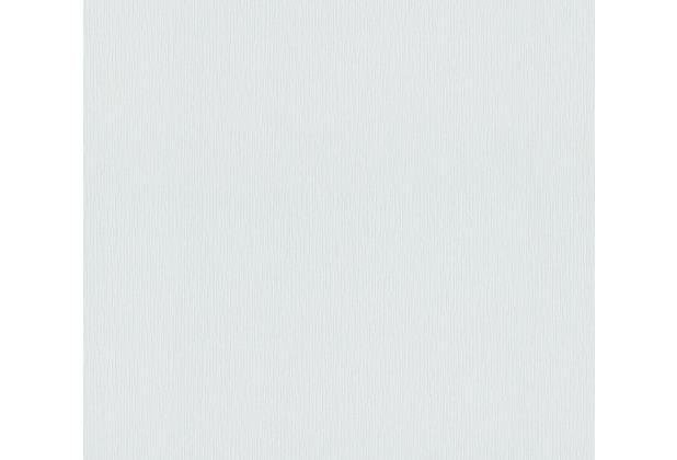 AS Création Vliestapete Meistervlies Strukturtapete überstreichbar weiß 967619