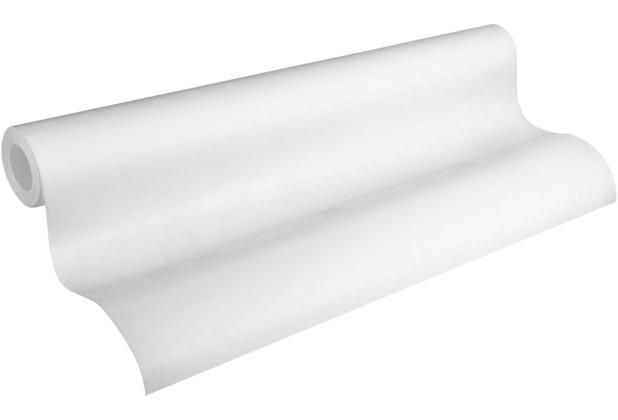AS Création Vliestapete Meistervlies Strukturtapete überstreichbar weiß 320071 25,00 m x 1,06 m