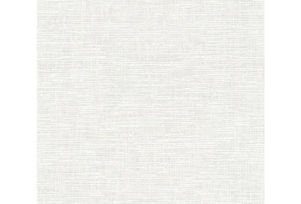 AS Création überstreichbare Vliestapete Meistervlies Pro weiß 355010 10,05 m x 0,53 m