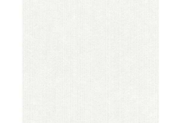 AS Création überstreichbare Vliestapete Meistervlies Pro weiß 354701 10,05 m x 0,53 m