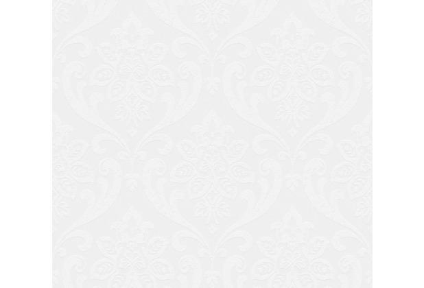 AS Création überstreichbare Vliestapete Meistervlies Pro weiß 956712 10,05 m x 1,06 m