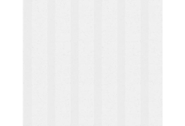 AS Création überstreichbare Vliestapete Meistervlies Pro weiß 957214 10,05 m x 1,06 m