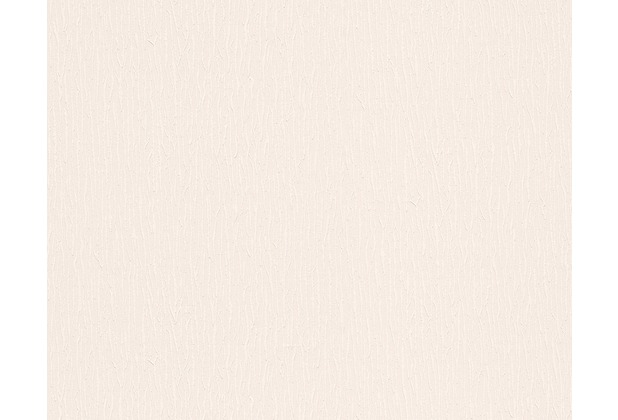 AS Création Uni-, Strukturtapete Belle Epoque Strukturprofiltapete beige creme 301826 10,05 m x 0,53 m