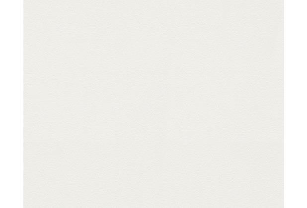 AS Création Unitapete Spot 3 Vliestapete weiß 230928 10,05 m x 0,53 m