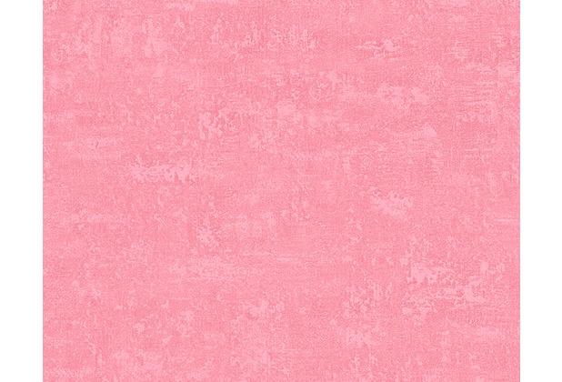 AS Création Uni-, Strukturtapete New England 2, Tapete, rosa 961131
